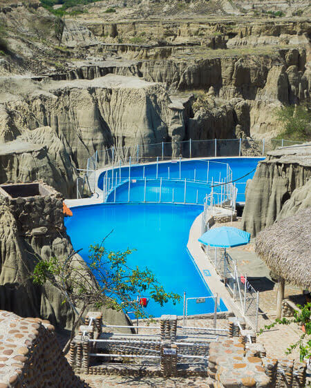 Top Things To See And Do In Colombia Tatacoa Desert Los Hoyos Swimming Pool