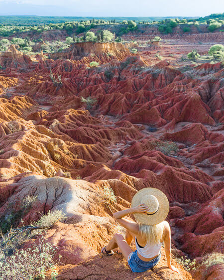 Top Things To See And Do In Colombia Tatacoa desert