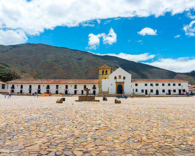 Top Things To See And Do In Colombia Villa De Leyva Square