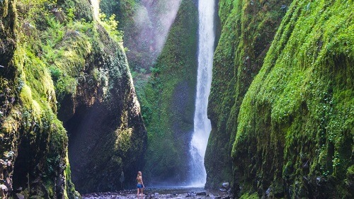 Best Oregon waterfalls