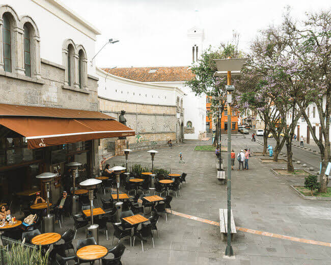 Things to do in Cuenca Ecuador Goza Espresso Bar
