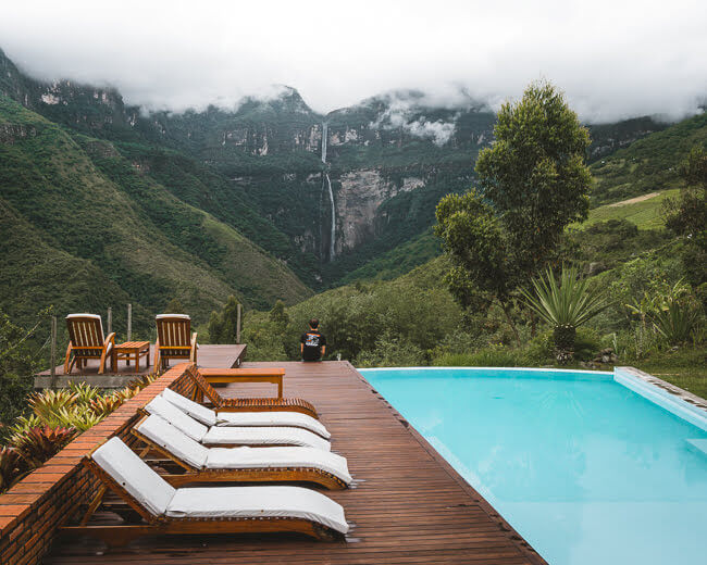 Gocta Andes Lodge In Chachapoyas North Peru