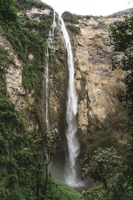 Gocta Waterall Chachapoyas Travel Guide
