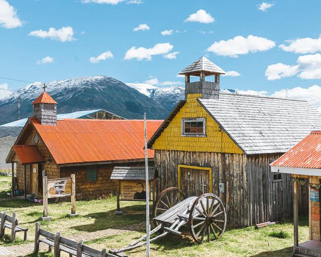 VIlla O'Higgins Carretera Austral Road Trip Chile