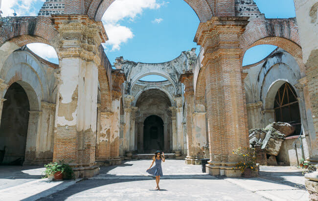 Amazing things to see and do in Antigua Guatemala