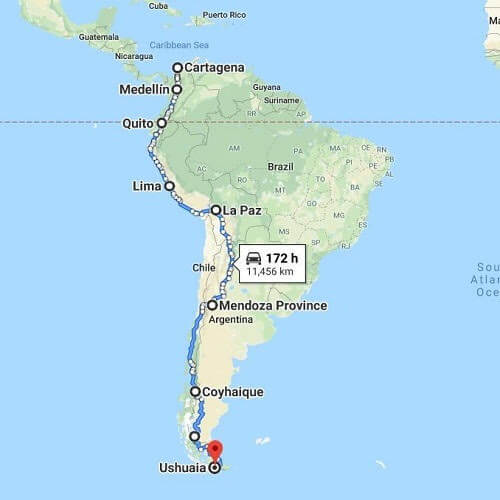 Driving Pan-American Highway? Here\'s All You Need To Know!
