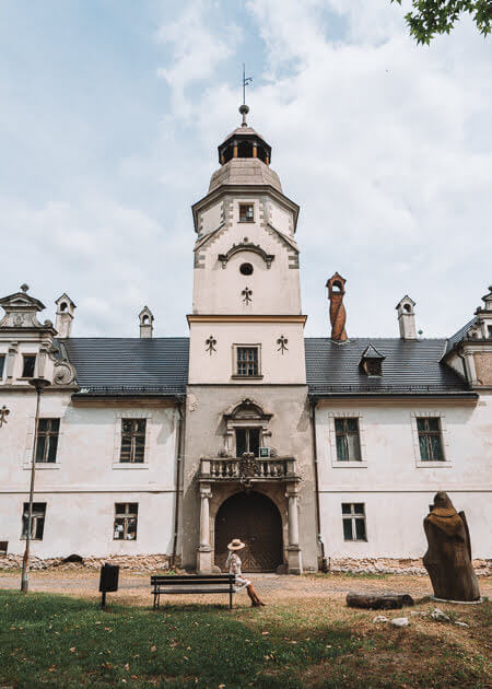 Dabrowa Castle Things To Do Opole Region Poland
