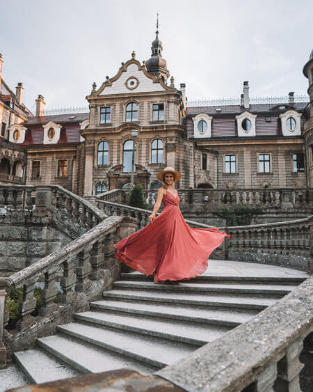 Moszna Castle things to do in Opole Poland