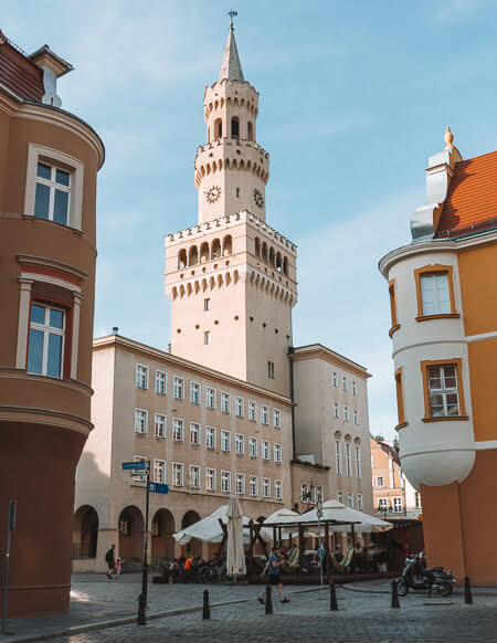 Square Market Opole City Old Town Things To Do In Opole Poland