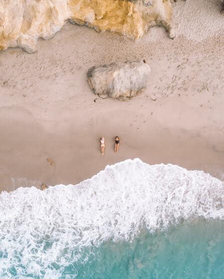 Best beaches in Southern California El Matador State Beach In Malibu