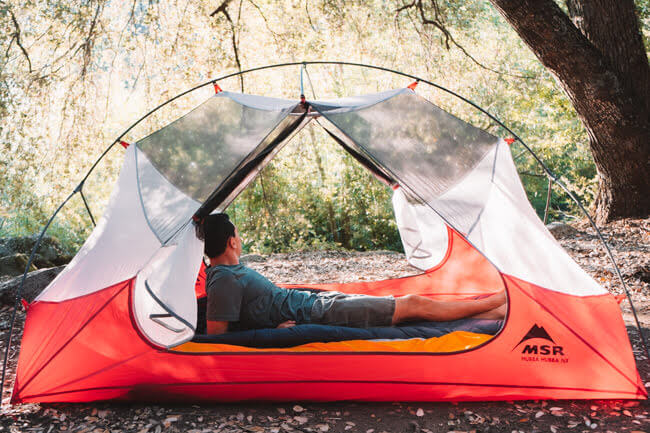 Best tents for backpacking