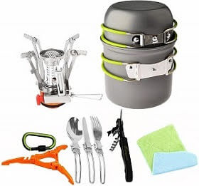 camping stove for backpacking