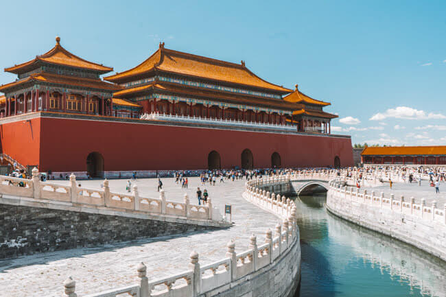 guide to visiting the forbidden city beijing china