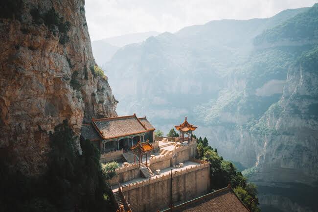 mianshan-scenic-area-in-pingyao