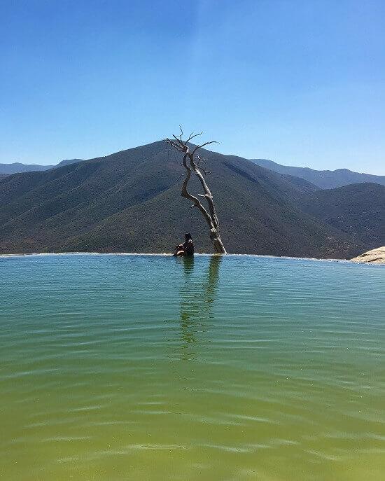 Hierve El Agua Tour Mexico