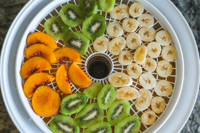 how to dehydrate fruit