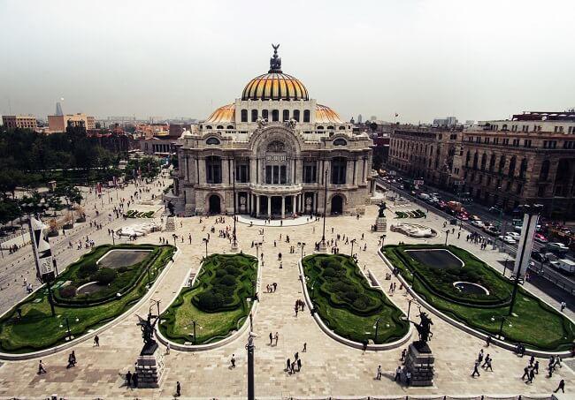 Bella De Las Artes Mexico City