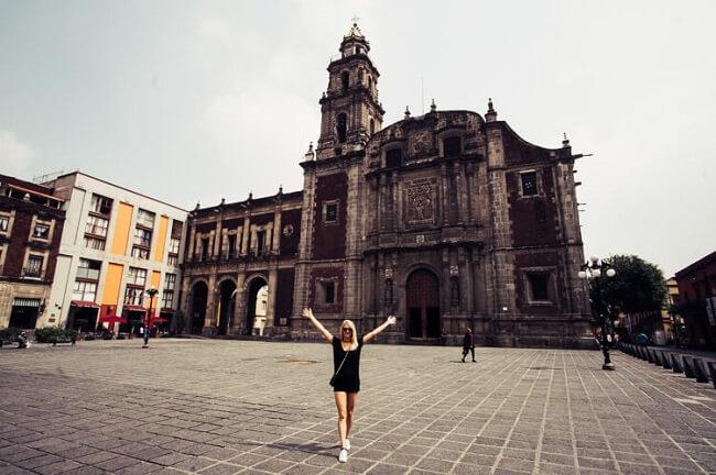 Centro Historico Mexico City