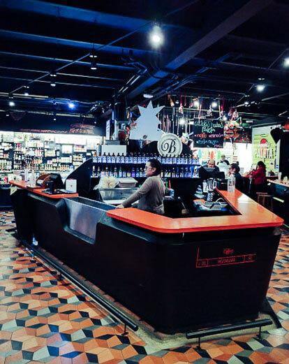 Mercado Roma in Mexico City