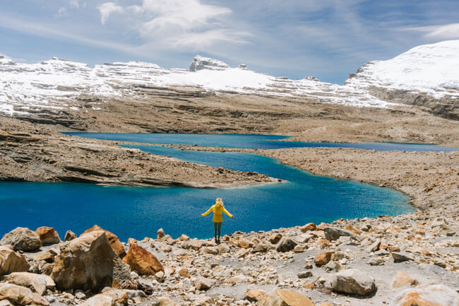 Hikes South America