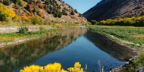 Logan-Canyon-Scenic-Byway-Utah