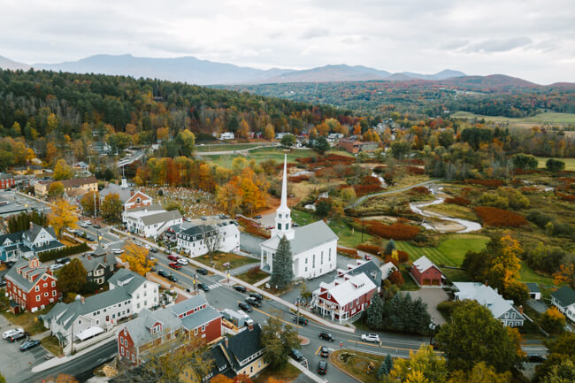 Things to do stowe Vermont