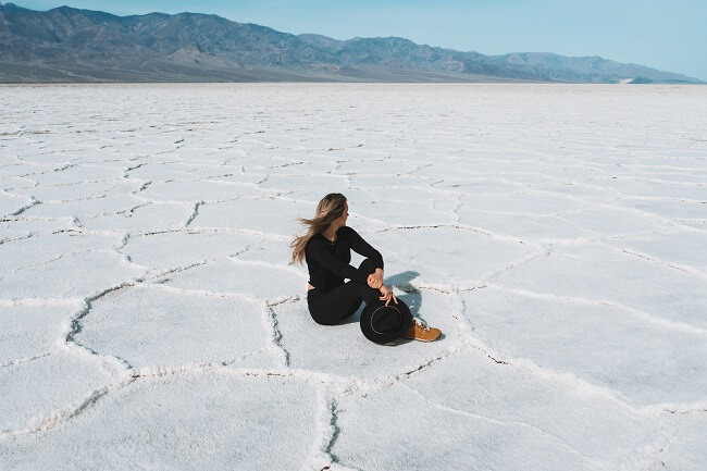 Death Valley Hikes California