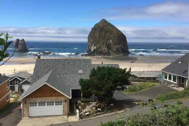 VRBO Cannon Beach Oregon