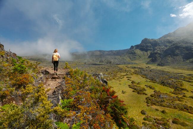 Halemauu Trail
