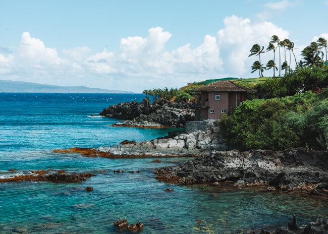 Kapalua Coastal Hike in Maui Hawaii