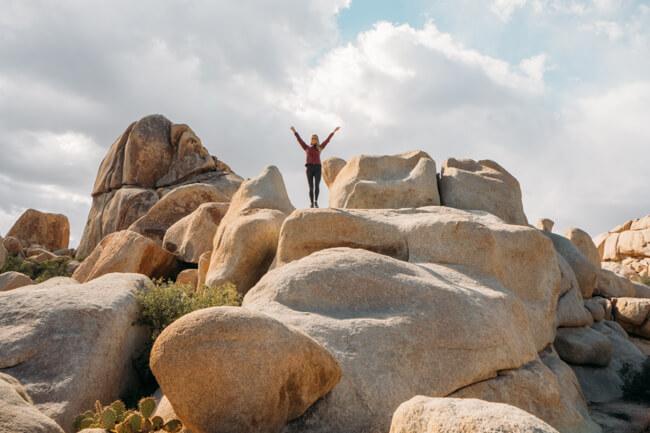 Hikes Joshua Tree National Park